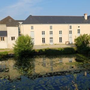 Hotel Pictures: Gîte des Grands Moulins de Baugé, Baugé-en-Anjou