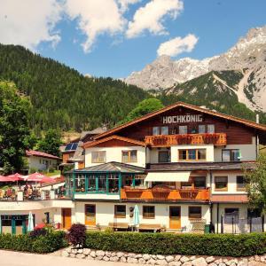 Hotellbilder: Hotel-Pension Hochkönig, Ramsau am Dachstein