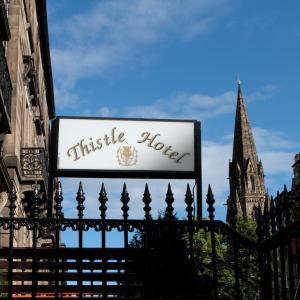 Hotelbilleder: Thistle Hotel, Edinburgh