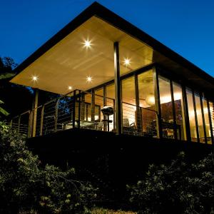 Hotelbilleder: Glass On Glasshouse, Glass House Mountains
