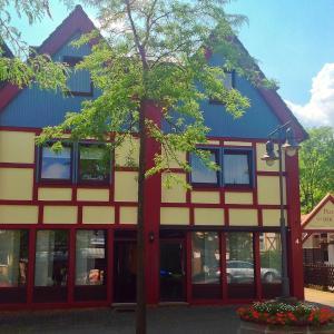 Hotelbilleder: Haus an der Uffe, Bad Sachsa