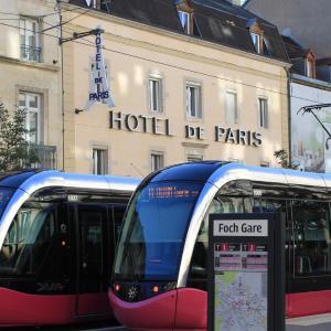 Hotel Pictures: Hôtel De Paris, Dijon