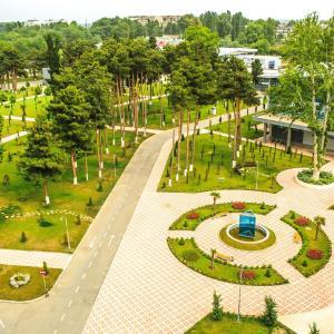 酒店图片: Kur Hotel, Mingachevir