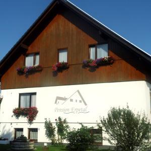 Hotelbilleder: Pension Erpetal, Zierenberg