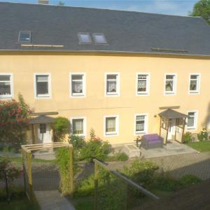 Hotelbilleder: Am Lindenbaum, Kirnitzschtal
