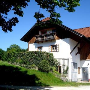Hotelbilleder: Haus Stöllinger, Hof bei Salzburg