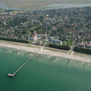 Hotelbilleder: Apartment Zur Wellenwiese, Zingst