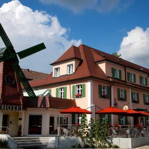 Hotelbilleder: Hotel Restaurant zur Windmühle, Ansbach
