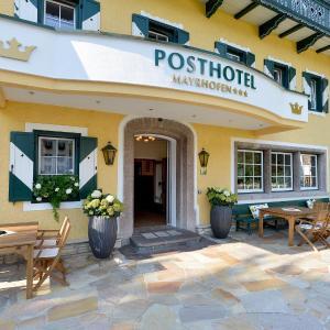 Fotos de l'hotel: Posthotel Mayrhofen, Mayrhofen