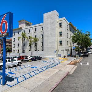 Zdjęcia hotelu: Motel 6 San Diego Downtown, San Diego