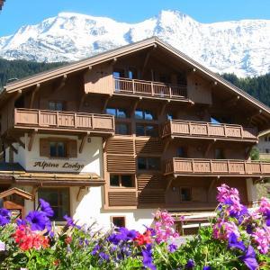 Hotel Pictures: Alpine Lodge 4, Les Contamines-Montjoie
