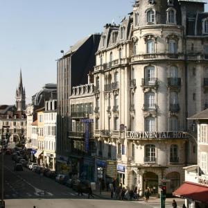 Hotel Pictures: Best Western Hôtel Continental, Pau