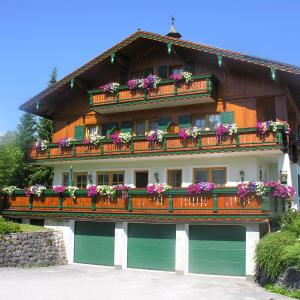 Hotellbilder: Pension Köberl, Bad Mitterndorf