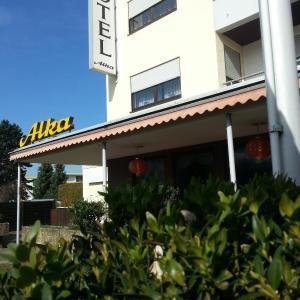 Hotelbilleder: Hotel Alka, Bietigheim-Bissingen