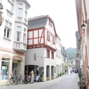 Hotel Pictures: Ferienwohnungen Café Haus Stiehl, Bacharach