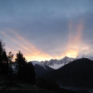 Hotel Pictures: Mont Blanc Views, Passy
