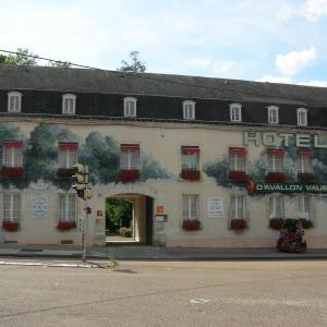 Hotel Pictures: Citotel Avallon Vauban, Avallon