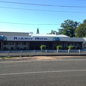 Hotelbilleder: Railway Hotel Bundaberg, Bundaberg