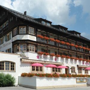 Hotel Pictures: Alpenrose Bayrischzell Hotel & Restaurant, Bayrischzell