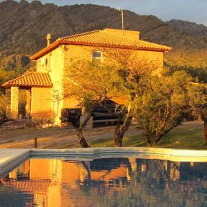 酒店图片: Cabañas de Montaña San Miguel, Cortaderas