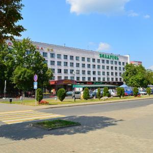 Hotellbilder: Belarus Hotel, Navapolatsk