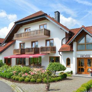 Hotelbilleder: Rhön-Hotel Sonnenhof, Poppenhausen
