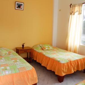 Hotel Pictures: Hospedaje Janet, Puerto Villamil