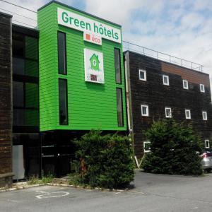 Hotel Pictures: Green Hotels Fleury Merogis, Fleury-Mérogis