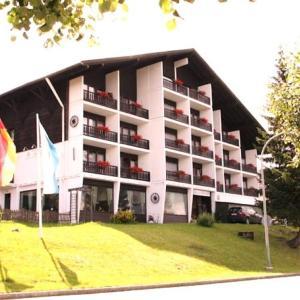 Hotelbilleder: Hotel Almberg, Mitterfirmiansreut