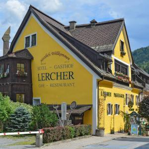 Fotos do Hotel: Gasthof Lercher, Murau