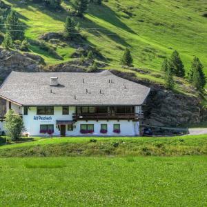 Fotografie hotelů: Alt Poschach, Obergurgl