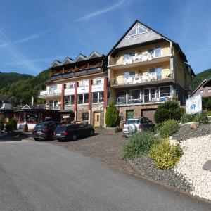 Hotelbilleder: Wein- und Gästehaus St. Aldegundishof, Sankt Aldegund