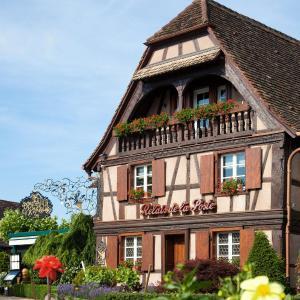 Hotel Pictures: Relais De La Poste-Strasbourg Nord, La Wantzenau