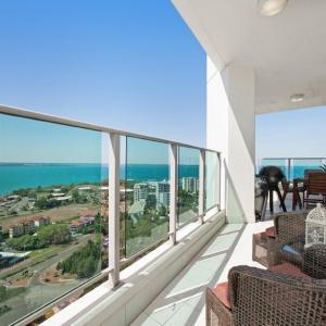 Hotelbilleder: Sky View, Darwin