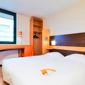 Hotel Pictures: Première Classe Paris-Ouest Gennevilliers, Gennevilliers