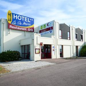Hotel Pictures: Logis Le Sainte Mere, Sainte-Mère-Église