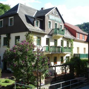 Hotel Pictures: Pension Rauschenstein, Bad Schandau