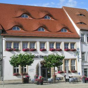Hotelbilleder: Hotel Unstruttal, Freyburg