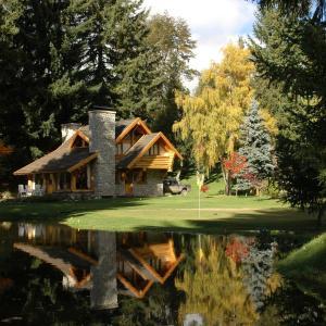Фотографии отеля: Cabañas Ruca Kuyen Golf & Resort, Вилья-ла-Ангостура