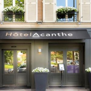 Hotel Pictures: Quality Hotel Acanthe - Boulogne Billancourt, Boulogne-Billancourt