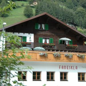 Zdjęcia hotelu: Hotel-Pension Faneskla, Silbertal