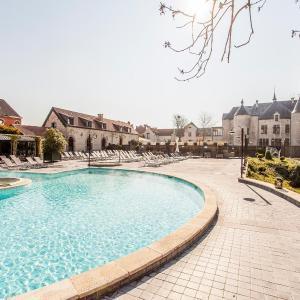 Фотографии отеля: Thermae Boetfort Hotel, Стеноккерзел
