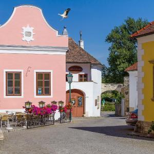 Hotellikuvia: unser rosa Haus für Sie, Rust