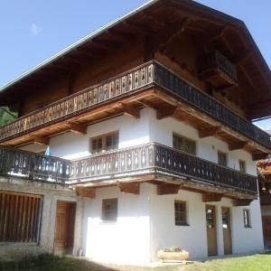Fotos de l'hotel: Ferienhaus Aussermoscher, Innervillgraten