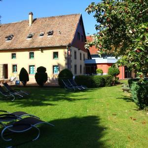 Hotel Pictures: Les Alisiers, Lapoutroie