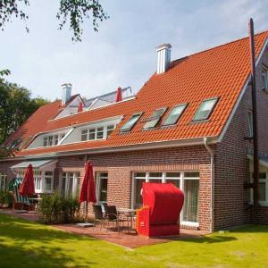 Hotelbilleder: Suitenhotel Idyll Heckenrose, Langeoog