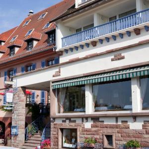 Hotel Pictures: Hôtel des Vosges, La Petite-Pierre
