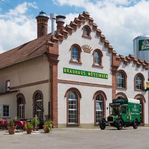 Hotelbilleder: Fischer's Hotel Brauhaus, Mössingen