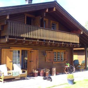 Hotellikuvia: Blockhaus Wallisch, Leogang