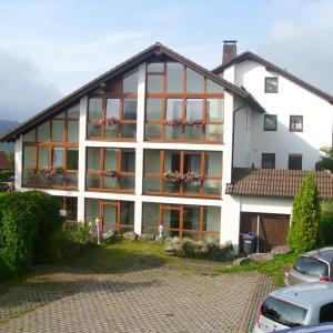 Hotelbilleder: Pension Dreiländereck, Birx